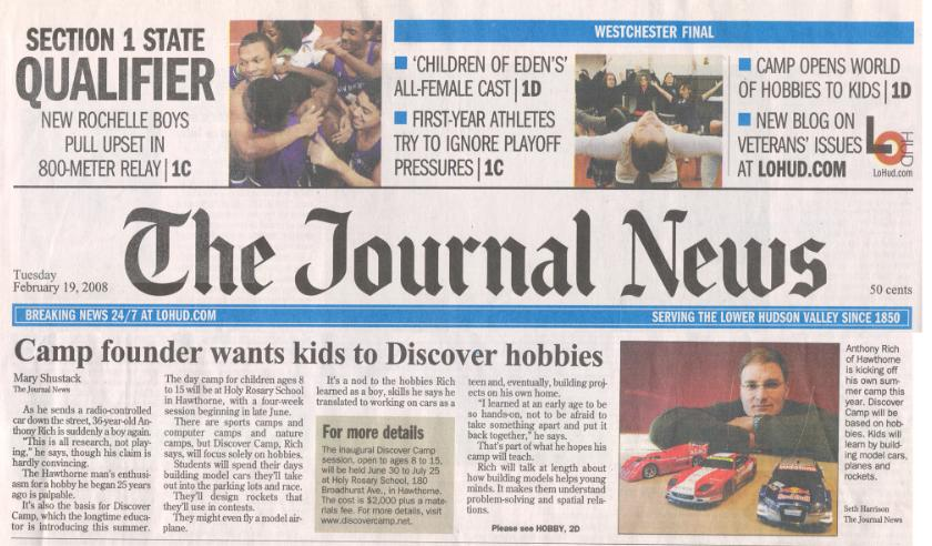 Journal News 2008