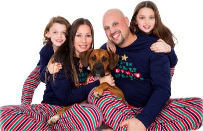 Mr. O'Neil and Family